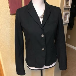 Gap | the academy black blazer